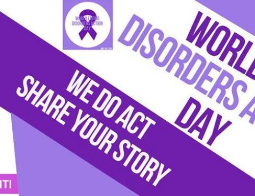 2 giugno: Giornata Mondiale dei Disturbi Alimentari – quinta edizione.